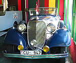 Old vehicles exhibition - More